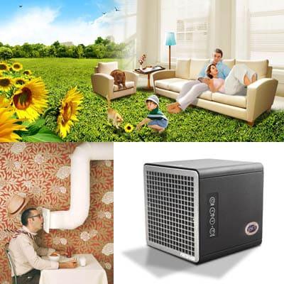 Что такое очистители воздуха?